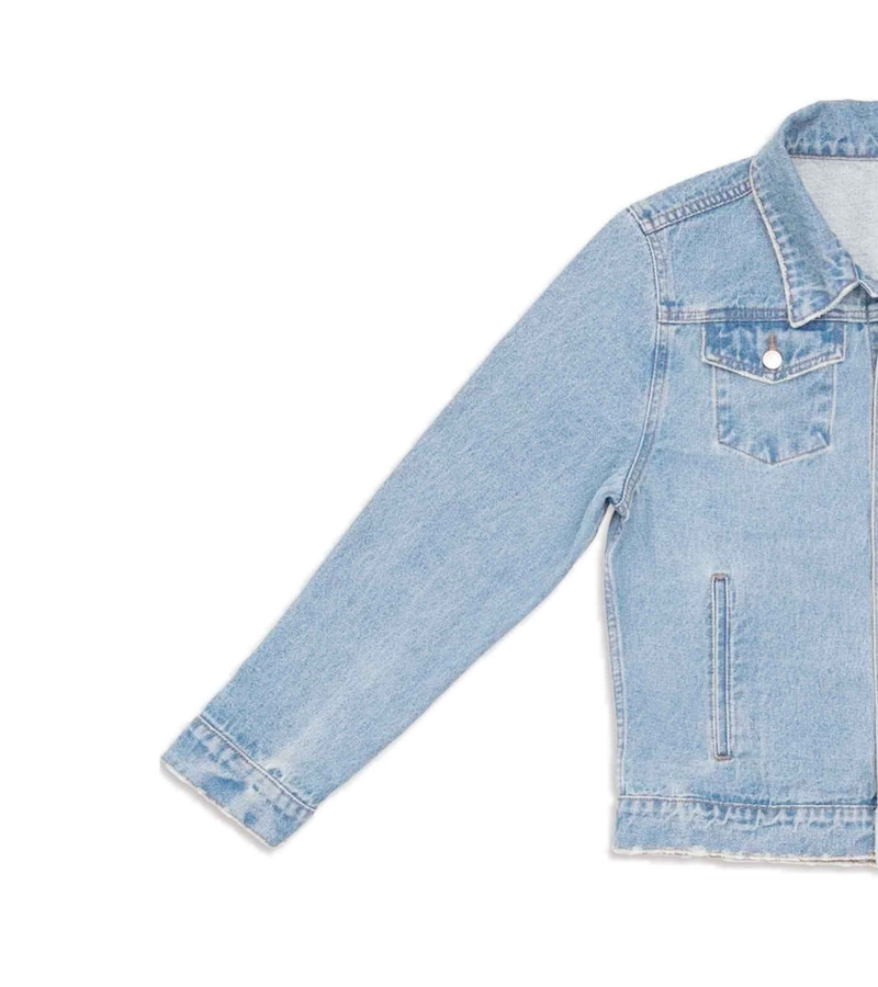 Method of Denim Womens Jackets Mayhem Jacket