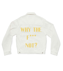 Method of Denim Womens Jackets 'Why The' Denim Jacket (4600826462294)