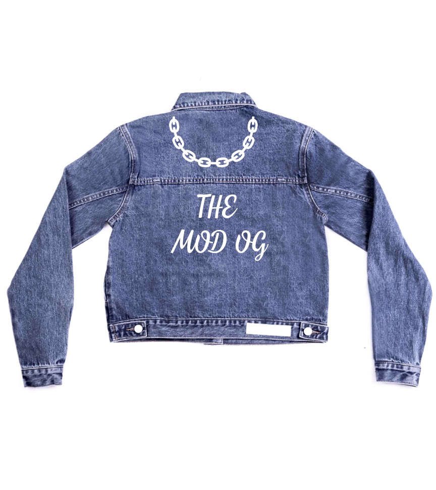 Lauren Crew Method of Denim