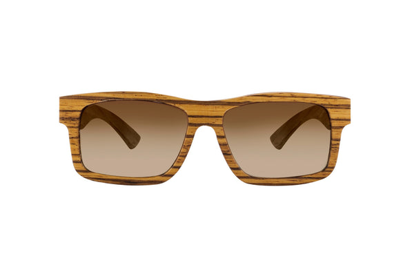 #d1a937 SBOJi wild wood sunglasses