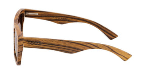 #d1a937 sboji west lake zebra wood sunglasses