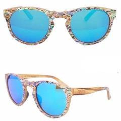 Avalon - Sea Shell Sunglasses - Blue