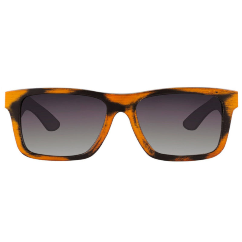 #fb6403 sboji wild wood sunglasses that float