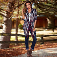 Loose Long Sleeve Cardigan Outerwear