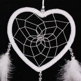 India Style Dreamcatcher with Feathers