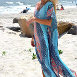 Boho Beach Sexy Long Dress