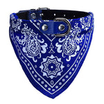 Adjustable Dog Collar Neckerchief - 5 Color Variations