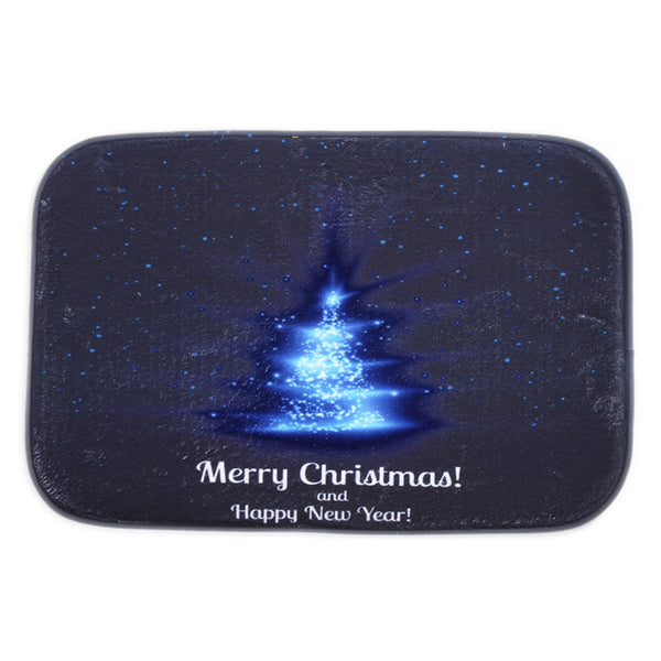 Merry Christmas and Happy New Year Doormat