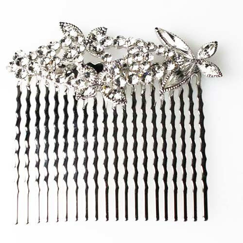 Butterfly Wedding Hair Comb by SNK