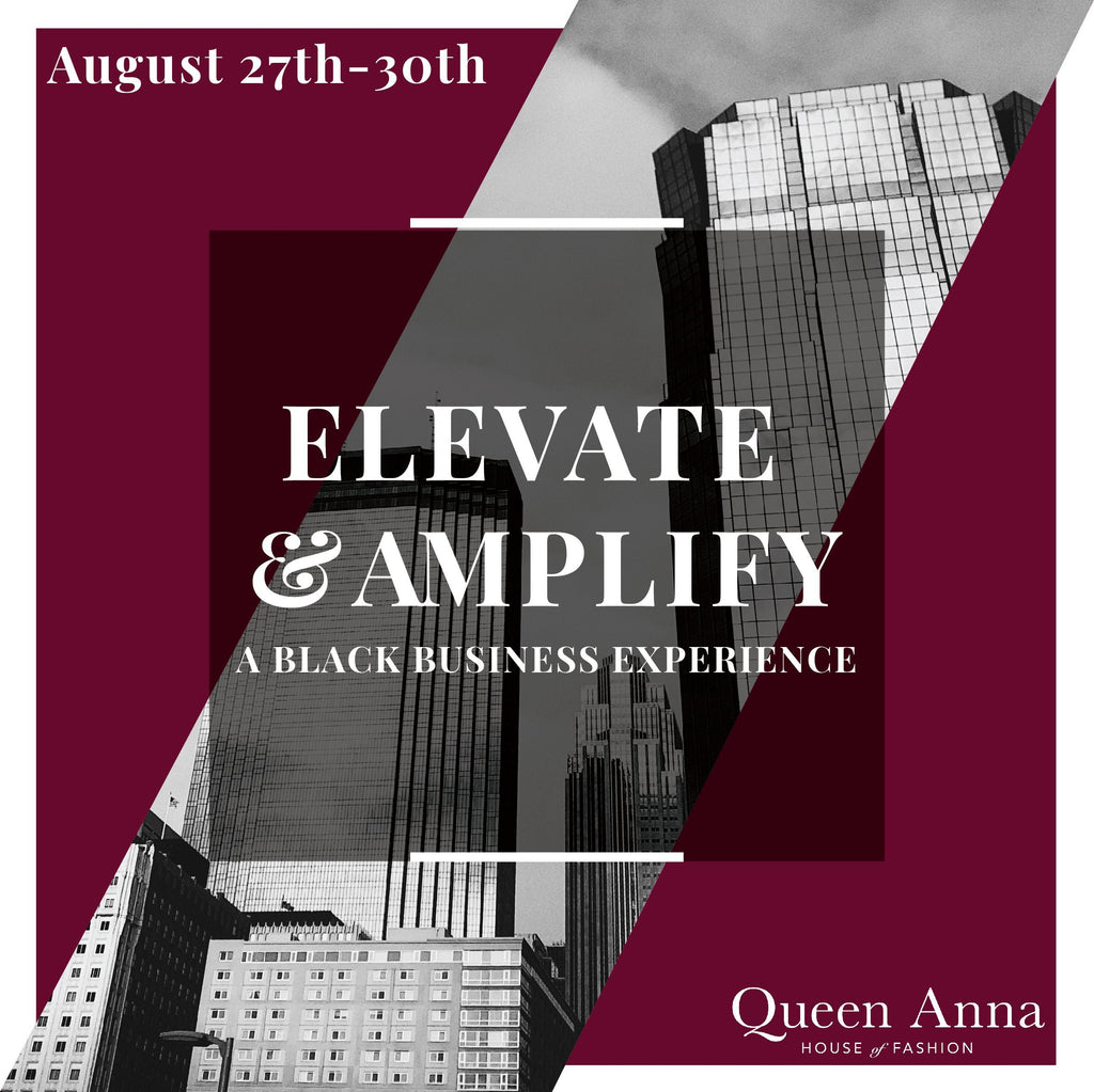 Elevate and Amplify: A Black Business Experience