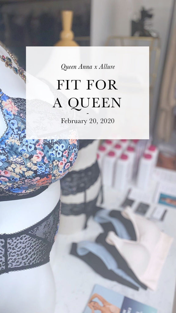 Fit For a Queen Event Recap & Queen Anna's Next Big Thing