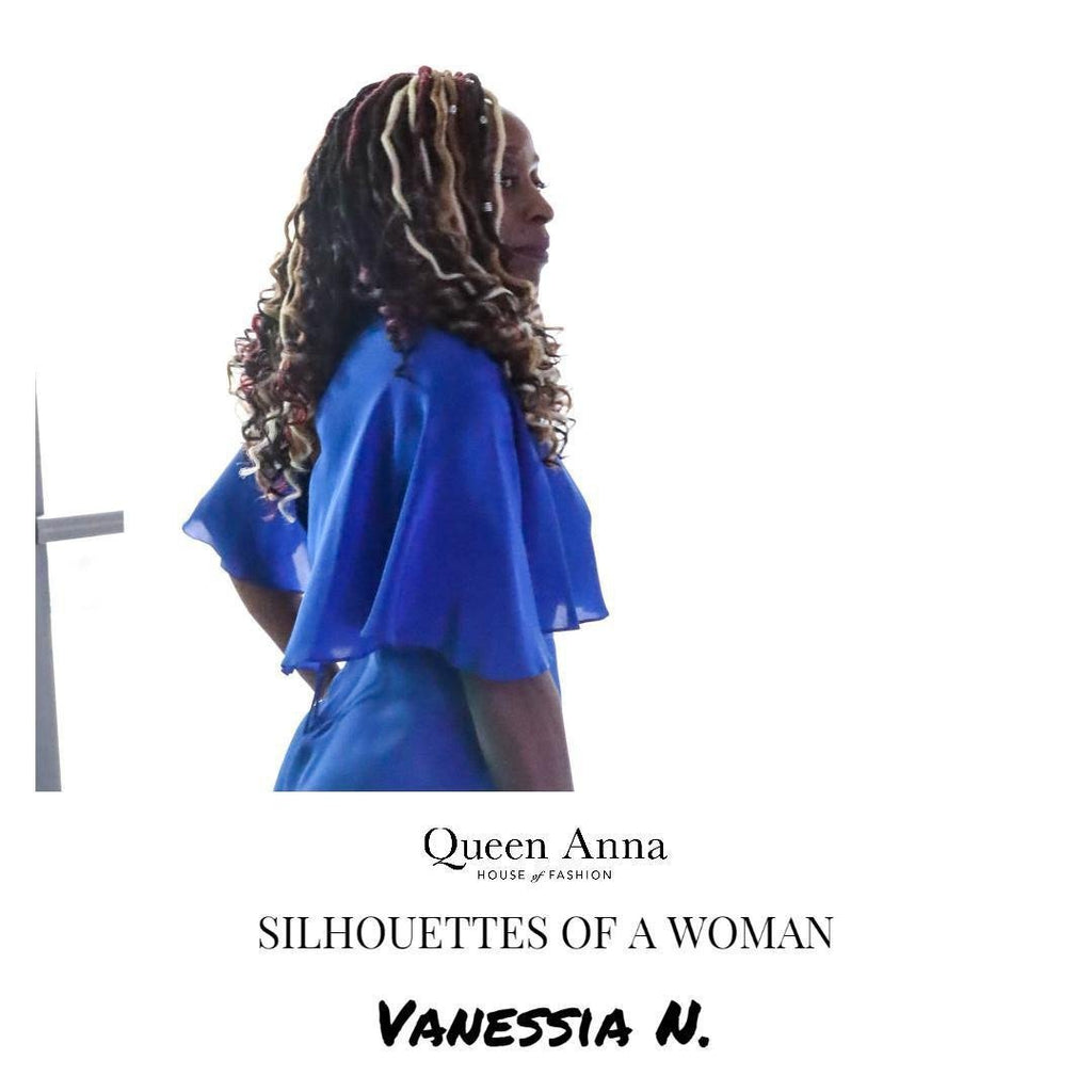 Silhouettes of a Woman: Vanessia N.