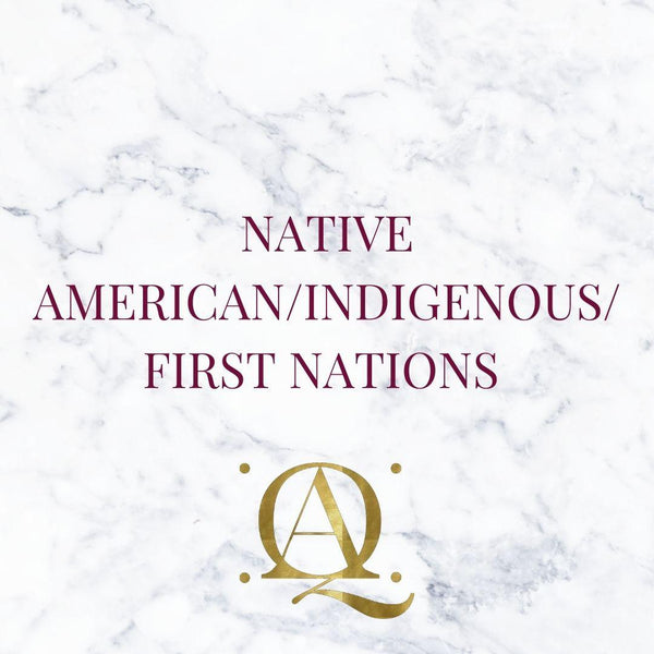 Native American/Indigenous/First Nations Resources