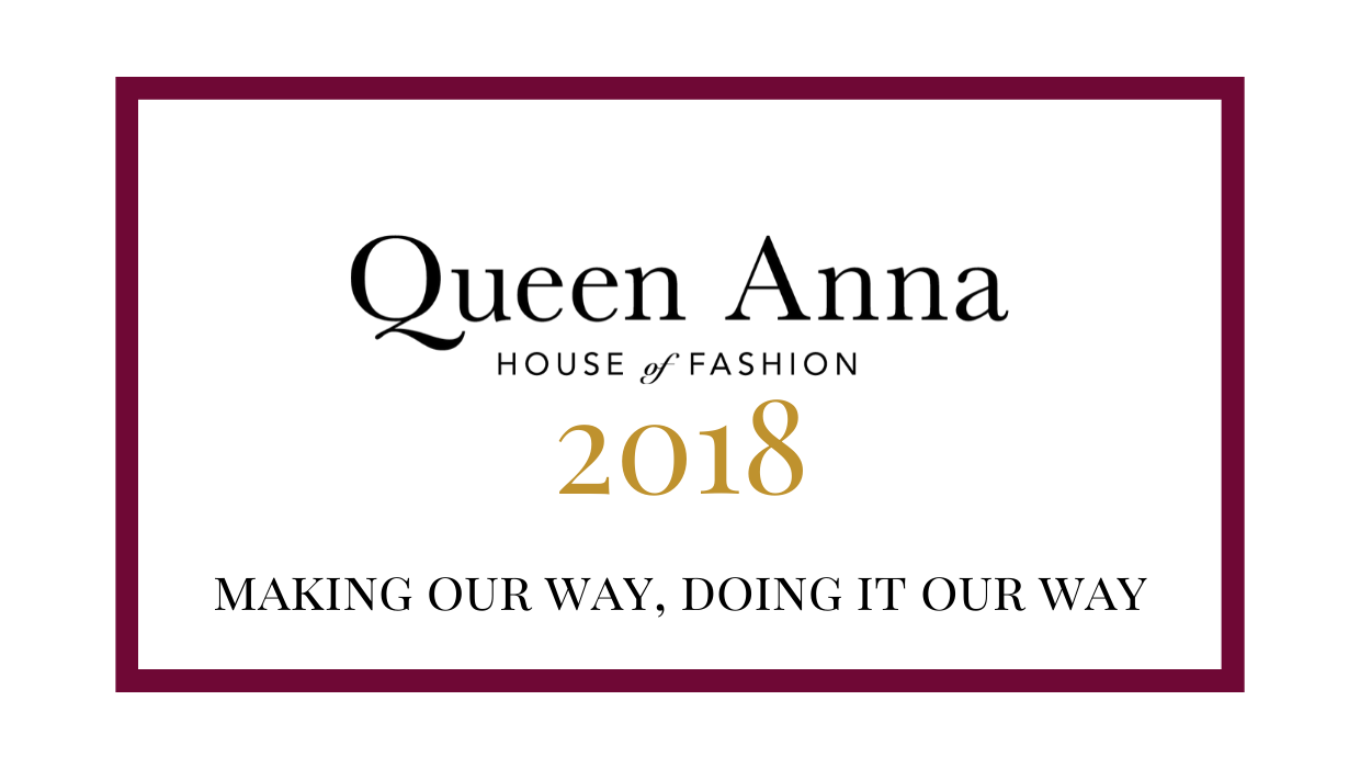 2018 Queen Anna House of Fashion in the news