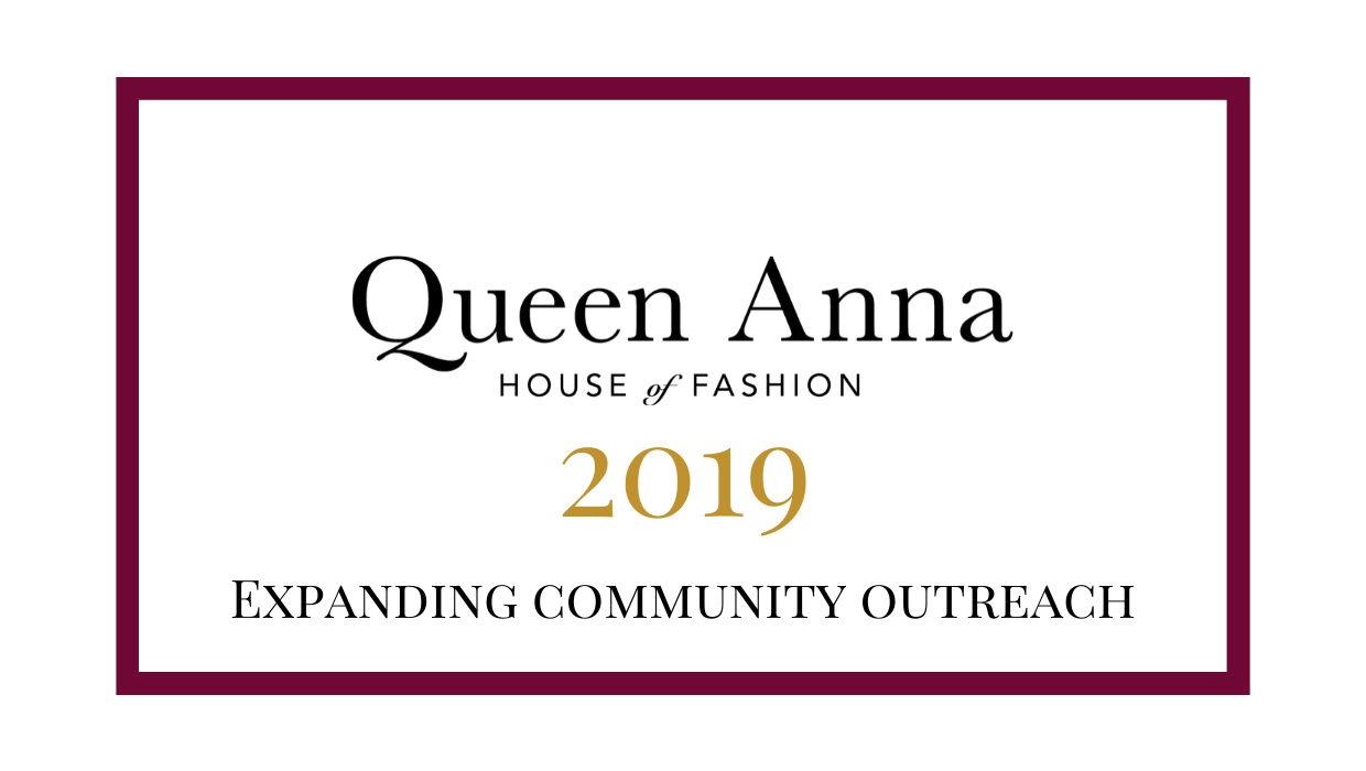 Queen Anna House of Fashion in the news 2019