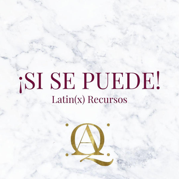 Yes We Can! Latinx Resources