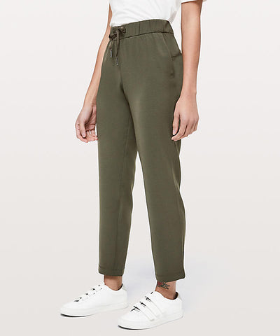 on the fly pant olive