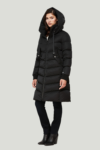 soia & kyo down coat