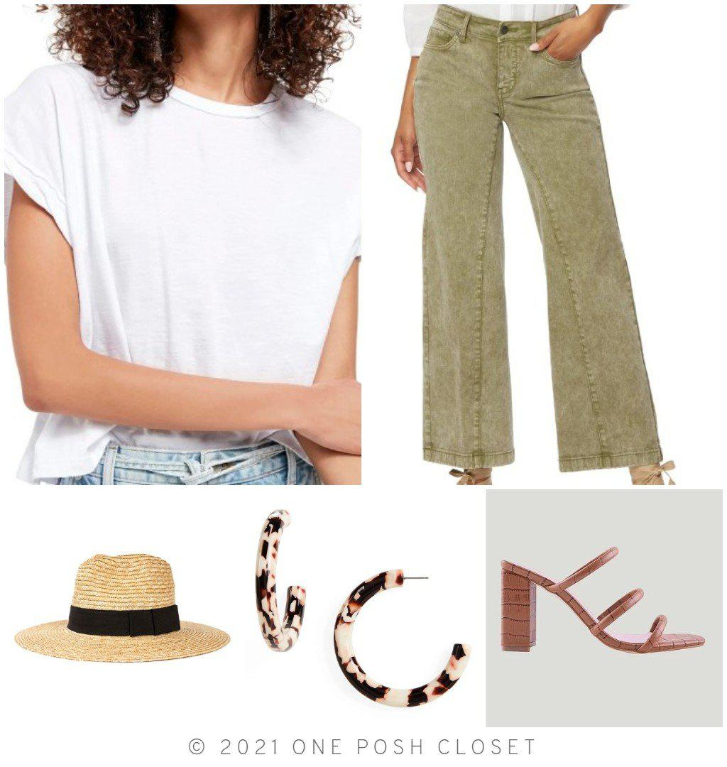 Spring/Summer Outfit Styled by One Posh Closet