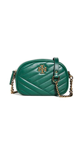 Tory Burch Kira Chevron Small Camera Bag