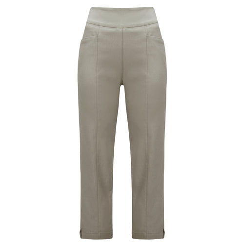 Nancy Lopez Golf Pully Capri Plus Khaki