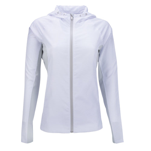 Nancy Lopez Pivot Jacket Plus White Multi