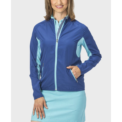 Nancy Lopez Compass Jacket Twilight/Aquarius