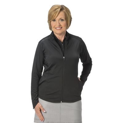 Nancy Lopez Jazzy Jacket Black