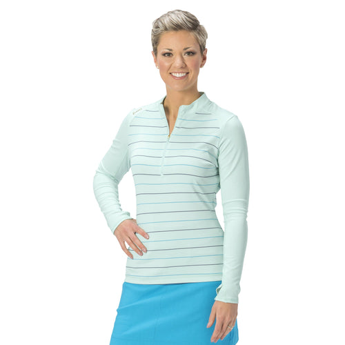Nancy Lopez Joy Pullover Mist Multi