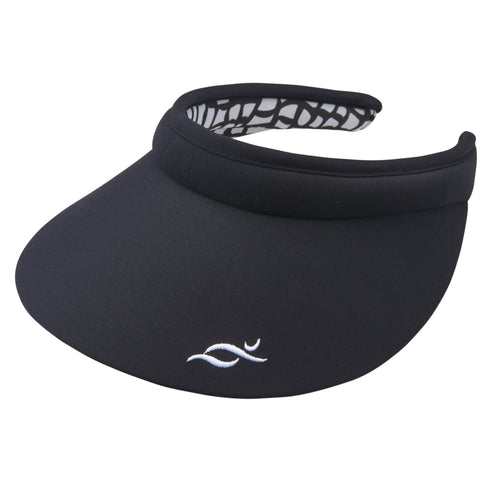 Nancy Lopez Native Visor Black/Multi