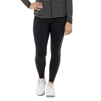 Nancy Lopez Power Legging Black/White