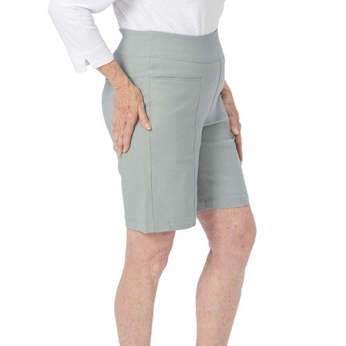 Nancy Lopez Pully Short Concrete
