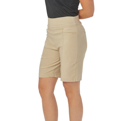 Nancy Lopez Pully Short Khaki
