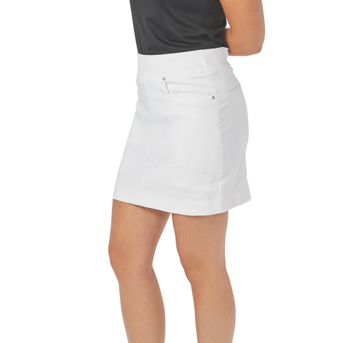 Nancy Lopez Pully Skort White