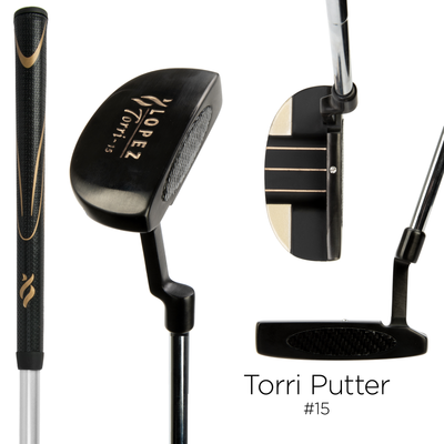 Nancy Lopez Torri Putter #15
