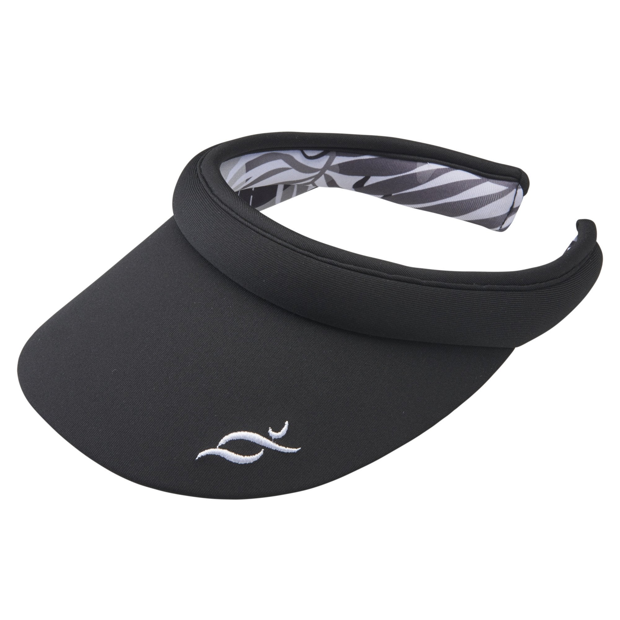 Nancy Lopez Tropic Visor Black Multi