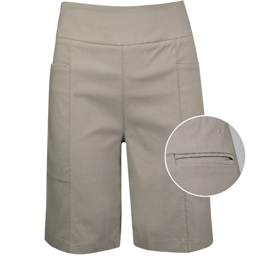 Nancy Lopez Pully Short Plus Khaki