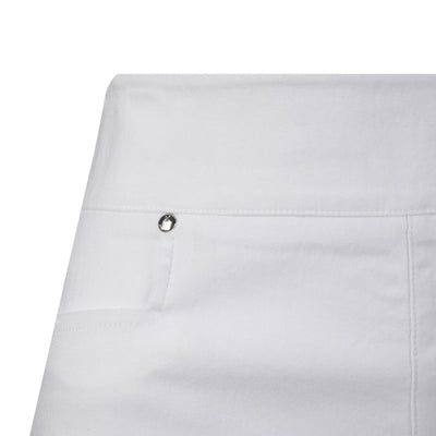 Nancy Lopez Pully Skort Plus White