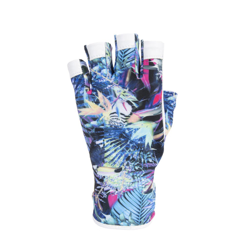 Nancy Lopez Golf Half Finger Paradise Glove