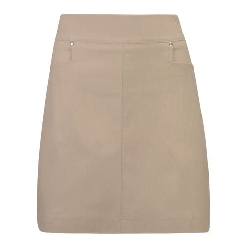 Nancy Lopez Pully Skort Plus Khaki