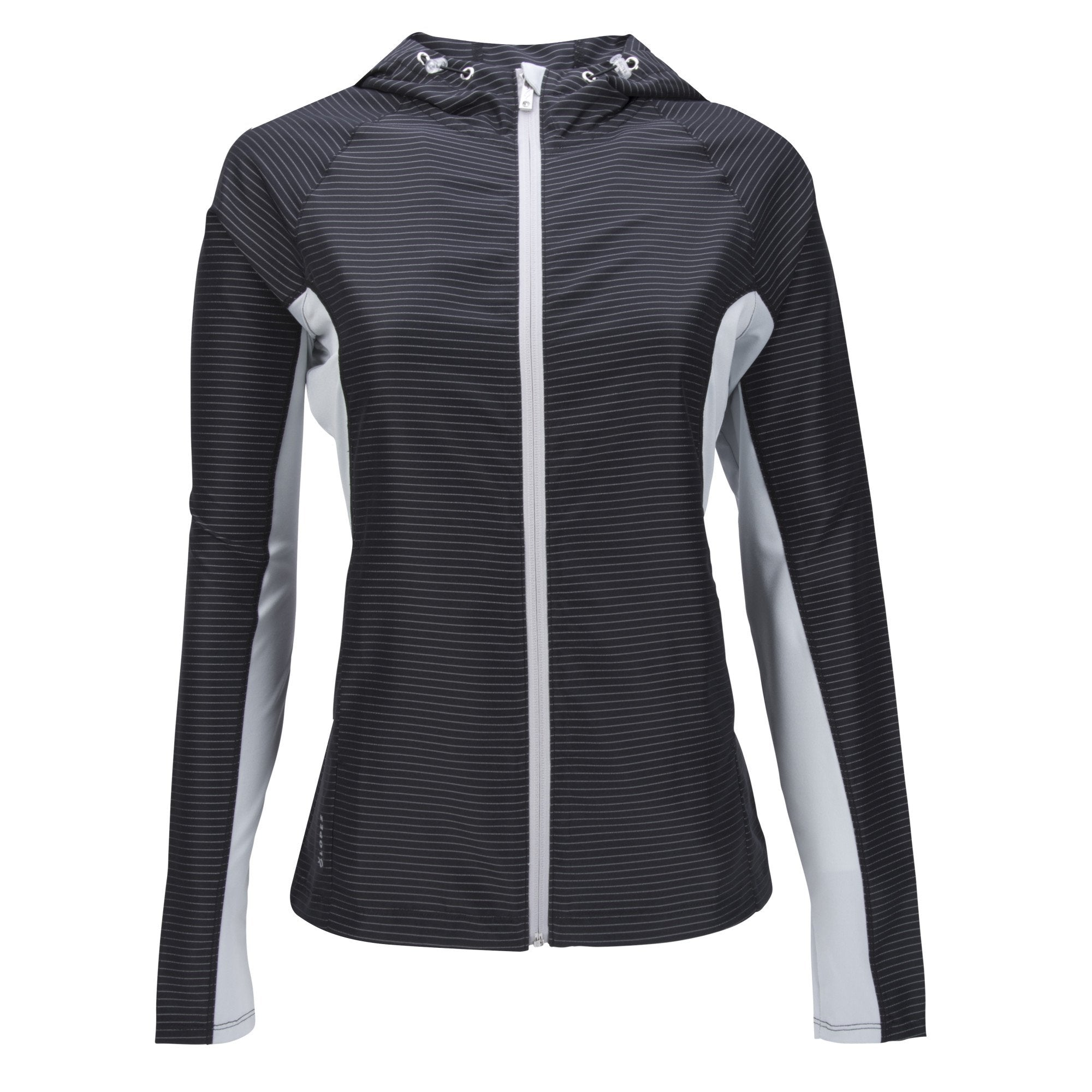 Nancy Lopez Pivot Jacket Plus Black Multi