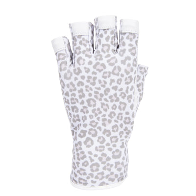 Nancy Lopez Golf Half Finger Wildcat Glove