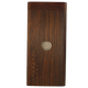 DynaStash - Cocobolo Vaporizer Storage - Premium Wood Grain - UK - Refined UK