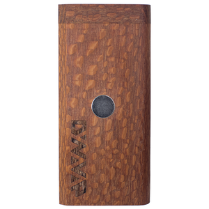 DynaStash - Leopardwood Vaporizer Storage - Premium Wood Grain - UK - Refined UK