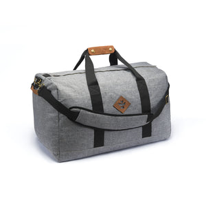 Revelry Supply - The Around Towner - Crosshatch Grey - 100% Odour Proof / Water Proof - Refined UK