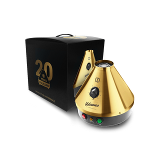 Storz & Bickel Volcano Gold Edition Vaporizer - Dry Herb / Oil / Extract - Refined UK