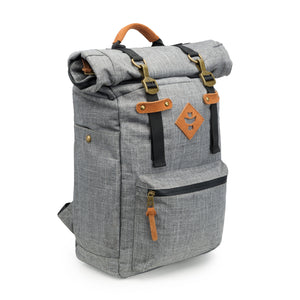 Revelry Supply - The Drifter - Crosshatch Grey - 100% Odour Proof / Water Proof - Refined UK