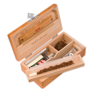 Wolf Productions T2 Deluxe Rolling Box - Refined UK