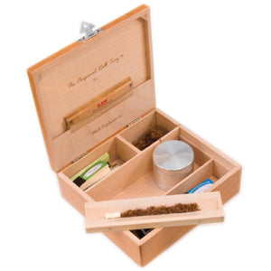 Wolf Productions T3 Deluxe Rolling Box - Refined UK