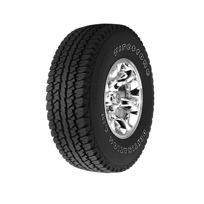 Llanta 31X10.5R15 109R Firestone Destination AT Todo terreno